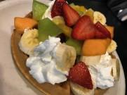 Fruit Waffle